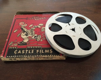 Paul Terry-Toons The Bull Fight 8mm Castle Films