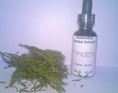 Rosemary Extract, 1 oz, herbal extract, herbal tincture, herbal remedy, natural remedy, Unique Visions by Jen