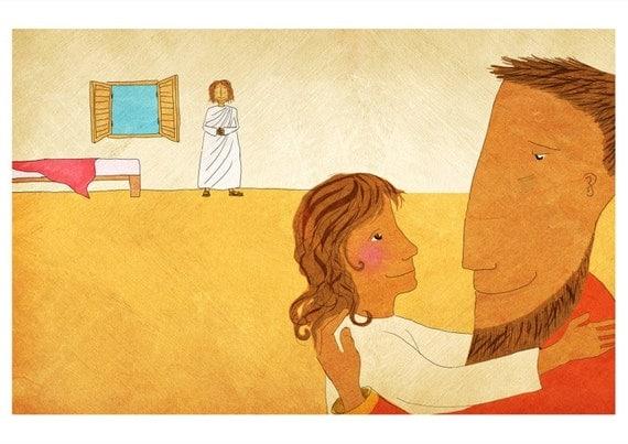 The Jesus Storybook Bible - 72 dpi Digital File (Page 220 - 221)