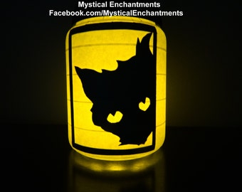 Black Cat Lantern Black Cat Series