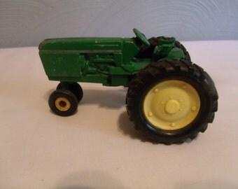 Vtg John Deere Tractor, Die Cast, Pre 1960s, Model 74-7650