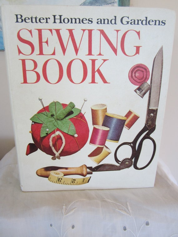 Vintage better homes and gardens sewing book by myfancies - Vintage better homes and gardens cookbook ...