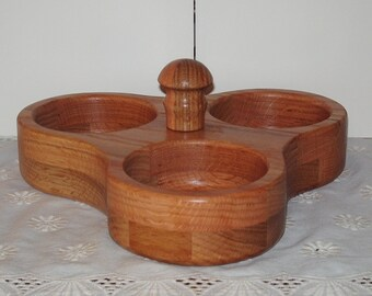 Routed Condiment Tray