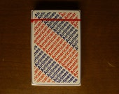 Vintage American Airlines Playing Cards  NOS