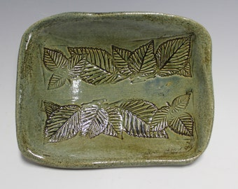 Handbuilt Stoneware Dish #1