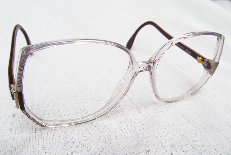 Zebra Eyeglass Frames : Zebra Stripe Geometric Oversized Frames Eyewear Eyeglasses