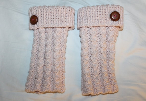 KNITTING PATTERN Toddler Leg Warmers PDF