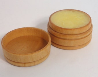 Wood polish - purest ingredients - refinish baby toys
