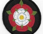 Tudor Rose Patch