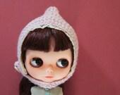 Blythe Pixie Gnome hat 'Be STilL My HeArT'