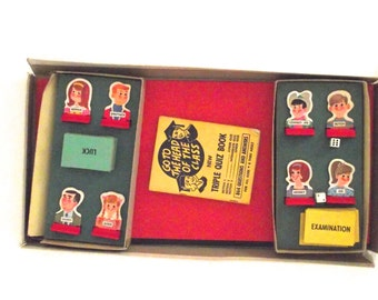 Vintage Go To The Head of the Class Game, Series 14, 1967