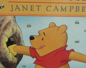 Clearance Winnie the Pooh and the Honey Tree by Janet Campbell illustrated by John Kurtz