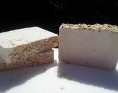 Oatmeal, Milk & Honey Cold Process Soap