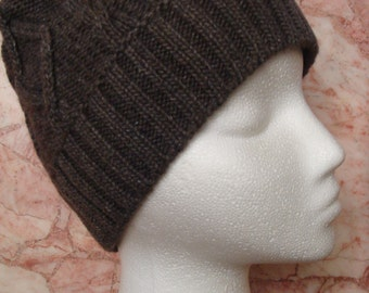 Beautiful, Very Soft, Light and Warm Wool Hat