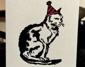 Cranky Cat Birthday