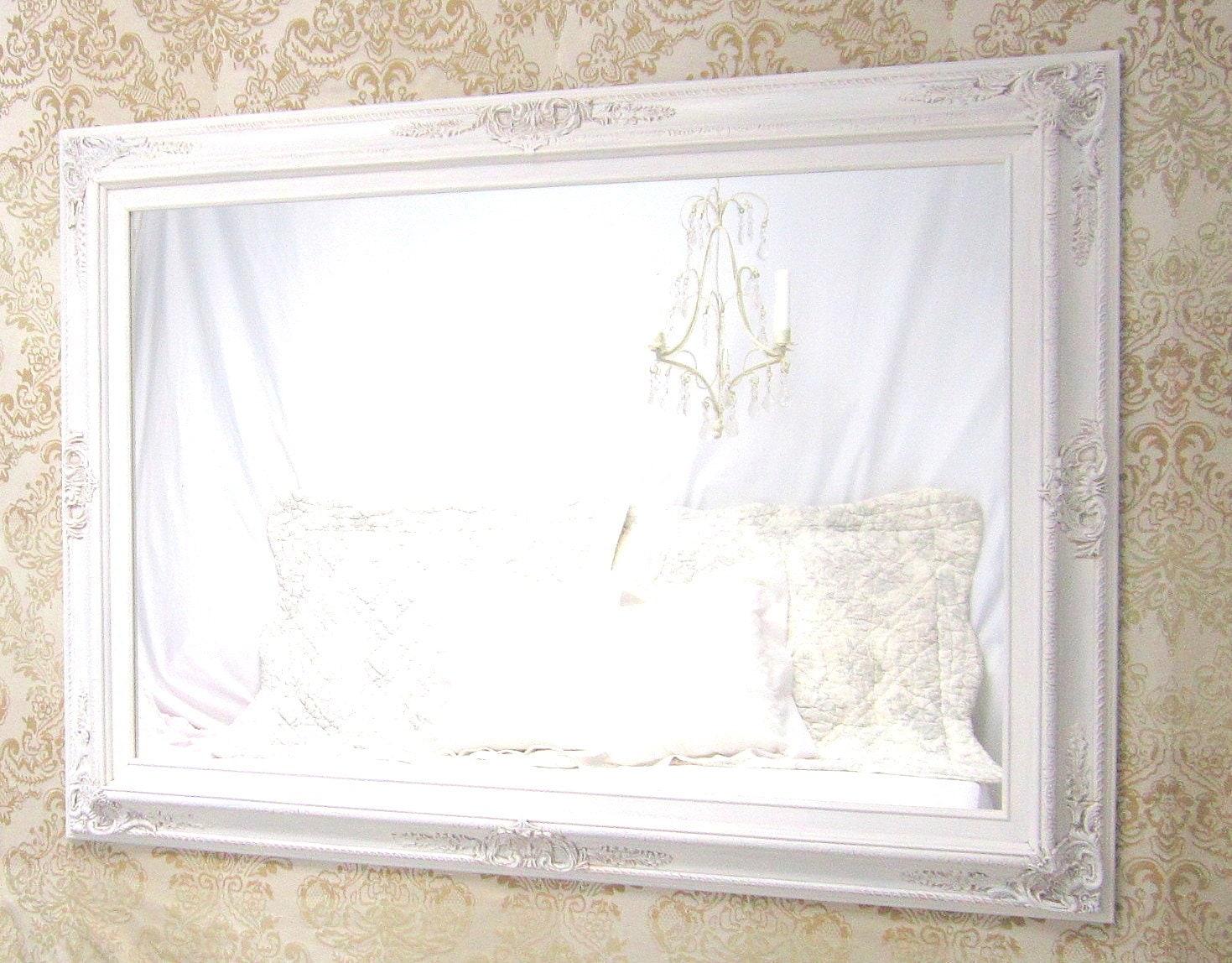 Decorative Vanity Mirrors Any Color Large Mirror Bathroom