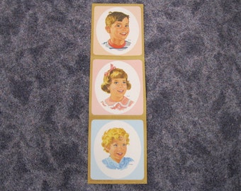 Dick and Jane Picture Panel and Guide