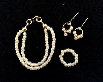 """Fashion doll jewelry for 11.5"""" fashion doll"""