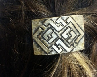 Dwarven Hair Clasp-The Youngest Prince