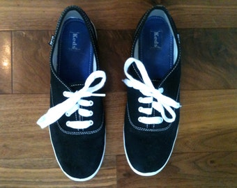 Keds Navy Blue Sneakers, Tennis Shoes