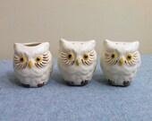 Little Owls - Salt and Pepper Shakers