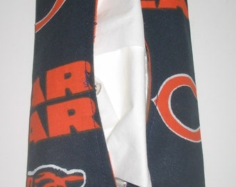 Chicago Bears Tissue Holder/Cozy