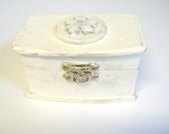 Wedding Pillow Box- Ring Bearer Box-Engagement Ring Box-Jewelry Box