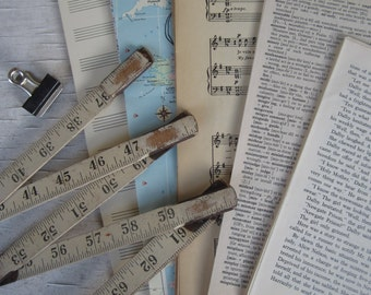 Colaboration Pack (100) 5 types Music Paper, Maps, Book pages, Dictionary pages, and Blank Lined Music Paper Lot- Paper Ephemera vintage lot