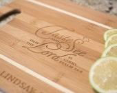 Bamboo Cutting Boards - Psalm 34:8