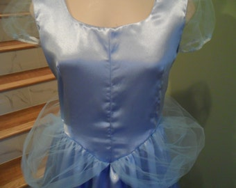 Cinderella's Ball gown - Toddler to Girl's size 14