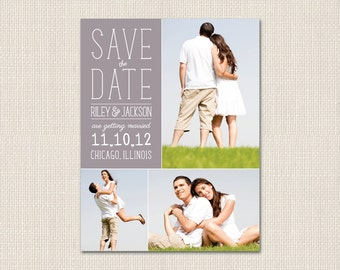 Whimsy Love Save the Date - DEPOSIT