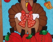 Happy Fall turkey for Lorry Traver