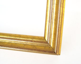 Gold Wood Frame - Traditonal Home Decor Picture Frame