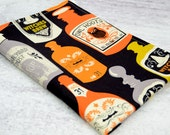 Halloween Holiday Kitchen Dish Tea Towel ONE in Halloween Spooktacular Potions Party Favor Gift