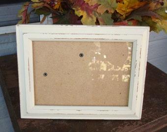 Cream Colored Frame