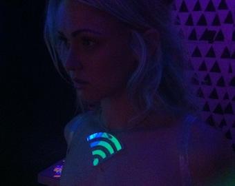 WiFi choker Holographic (Pre Order)