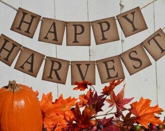 Happy harvest   ...   banner   ...  fall banner ..  Thanksgiving   ...  Thanksgiving banner