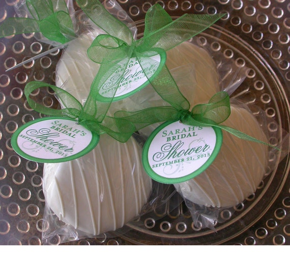 60 Edible Bridal Shower Favors With Custom By