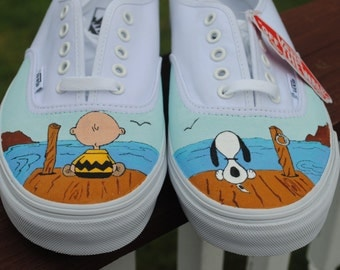 monedero vans snoopy