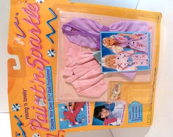 "Shillman Paintn Sparkle 11.5"" Doll Fashion"