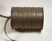Raffia Ribbon - brown 10 yards