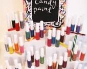 Mini Natural Nail Polish - Choose from 50 colors