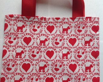 Clifford the Big Red Dog Party Favor Bags
