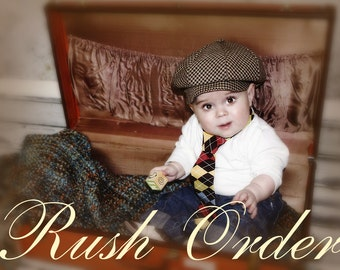 Baby Hat Rush Order Service Only For A Turn Around Of 3 - 3.5 Weeks