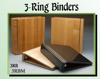 12x12 Excellent Wood Memory Book  3 Ring  Personalized and Customized Engraved
