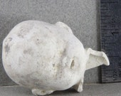 Vintage Antique Excavated  German Porcelain Doll Head