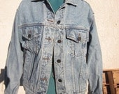 Light Wash Eddie Bauer Denim Jacket