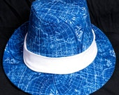 Uncharted Waters limited-edition fedora hat