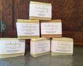 Amazing All Natural, All Vegetable, Handmade Soaps