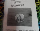 Recovery Zine: Issue 1
